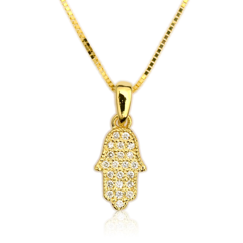 Diamond hamse pendant nature shiny home aloadofball Choice Image