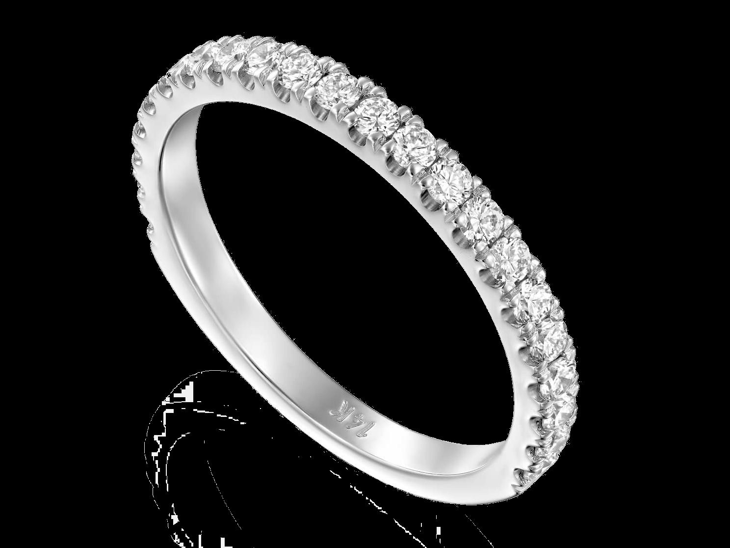 טבעת יהלומים שורה ADR-00461-4