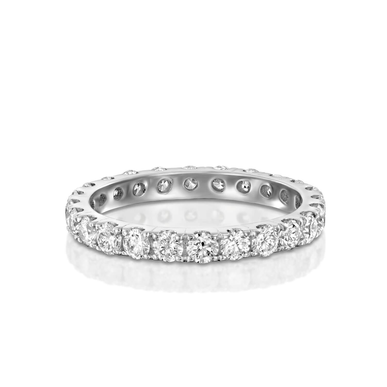 טבעת יהלומים איטרניטי ADR-00463-4