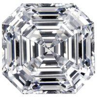 יהלום אשר - asscher diamond