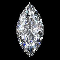 יהלום מרקיז - marquise diamond