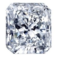 יהלום רדיאנט - radiant diamond