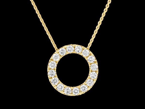 Diamond Necklaces 4x3